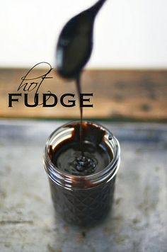 How to make hot fudge from scratch #backtobasics