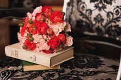tender passion - Bridal bouquet нежная страсть свадебный букет