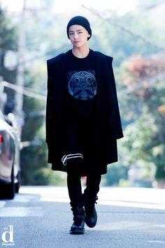BTS (V) style