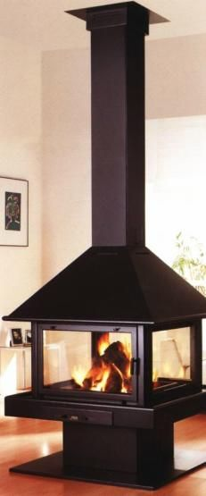 Rocal Multi Fuel Stoves - Gisselle