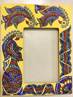 Madhubani frame