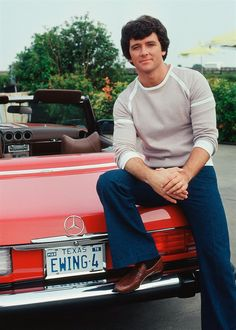 Actor Patrick Duffy turns 66 today - he was born 3-17 in 1949. He's most associated with his long running role of Bobby Ewing on TVs Dallas