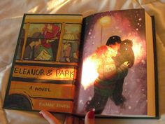eleanor and park fan art >> I want it Eleanor Und Park, Lovers Art, Book Lovers, Daughter Of Smoke And Bone, Fanart, Rainbow Rowell, The Book Thief, Dibujos Cute, Cool Books