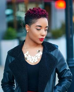 Hairstyles cut 2019 Sexy Short Natural Haircuts to Try 2019 Sexy Short Natural Haircuts to Try - Naija's Daily Short Natural Curly Hair, Short Natural Haircuts, Tapered Natural Hair, Short Sassy Hair, Natural Afro Hairstyles, Short Hair Cuts, Black Hairstyles, Fancy Hairstyles, Short Hair Designs