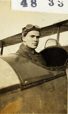 World War One Milton Schuette (Squadron Leader) Collection Love Field Tx.