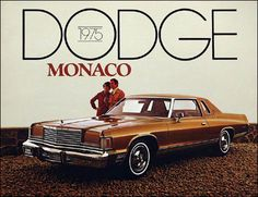 1975 Dodge Royal Monaco 2-Door Hardtop