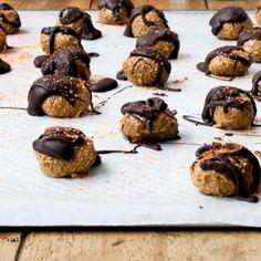 Spiced Cookie Butter Truffles by Keep It Sweet