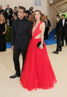 Bobby Cannavale and Rose Byrne in Ralph Lauren. Photo: Neilson Barnard/Getty Images