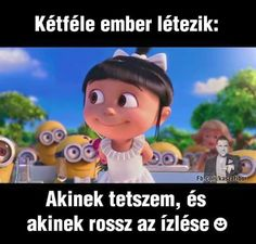 Jajjj na ez nagyon igaaaz! Comedy Memes, Funny Moments, Best Quotes, Awesome Quotes, Happy Day, Pretty Girls, Disney, Minions, Funny Jokes