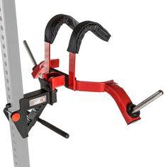 Barbarian Line Leg Master (like the Frank Zane's leg blaster) - Power Rack Add On by Mega Fitness