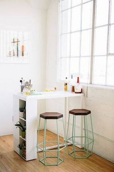 desks for small spaces bar with stools