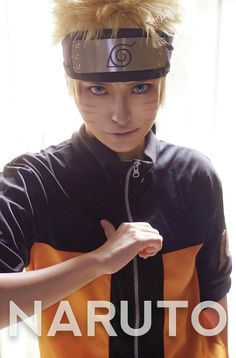 Who DOESN'T want to be Naruto? Naruto Shippuden, Anime Cosplay