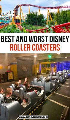 9 Best (And Worst!) Disney Roller Coasters You Need to Try! - Disney Trippers Disney World Rides, Disney World Parks, Disney World Vacation, Disney World Resorts, Disney Vacations, Disney Travel, Disney Disney, Disney Stuff, Adventure Activities