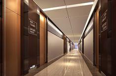 09-30-2015: MODERNi: Modern Corridor/ Hallway researched by MODERNi