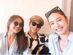 Kath's Bday Celebration in Palawan - March 2019 © Daniel Padilla, Star Magic, Kathryn Bernardo, Palawan, Vacation Trips, Vacations, Round Sunglasses, Fangirl, It Cast