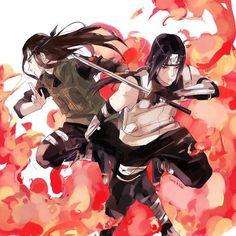 Itachi & Izumi