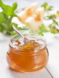 Bosnian Recipes, Cantaloupe, Honey, Cooking Recipes, Gem, Canning, Fruit, Food, Chef Recipes