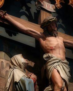 Stabat Mater dolorosa juxta crucem by Immaculata Helvetia, via Flickr