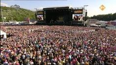 Mumford & Sons, Pinkpop Mainstage, May 2012