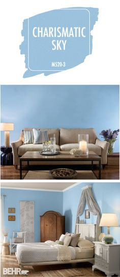 162 Best Blue Rooms Images On Pinterest In 2018 | Behr Paint Colors, Blue  Bedrooms And Blue Dining Rooms