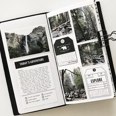 January Traveler's Notebook by mamaorrelli at Studio Calico