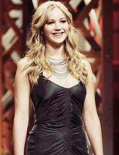 Jennifer is so pretty.
