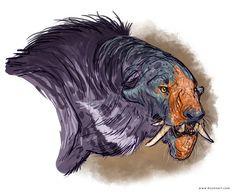 Creature Art: Brynn Methany