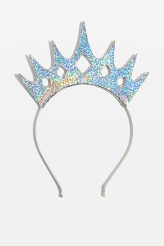 Holographic Tiara Crown - Hair Accessories - Bags & Accessories - Topshop USA