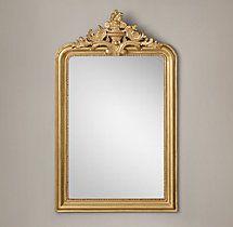 "Louis Philippe Gilt Mirror - 34"" X 56""  $695REGULAR $521MEMBER"