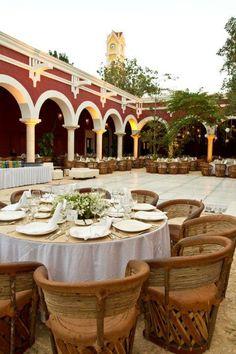 La Hacienda. Romantic Weddings, México / Bodas Románticas en Xcaret