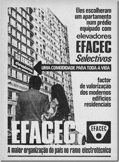 Elevadores Efacec, 1972.