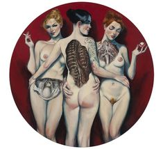 Finally, a new Fernando Vicente series -  VENUS - more - http://www.fernandovicente.es