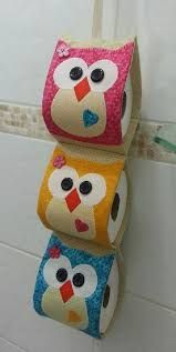 Resultado de imagen para porta papel higienico de tecido
