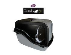 [NOUVEAUTE] Maison de toilette Dark for Cat Aimé ! Contemporaine et élégante : laissez-vous séduire par la tendance Blackstage ! De grande taille, cette maison de toilette permettra à votre chat de se sentir à l'aise et confortable.