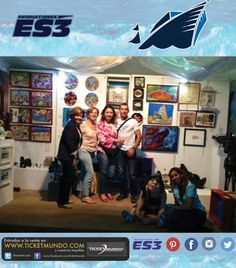 #SalónNáutico el Taller de Zulay en el #CCCT te invitan a visitarlos!!