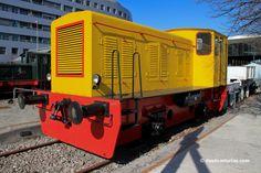 Museo del Ferrocarril de #Asturias, en Gijón. Museos de Asturias. [Más info] http://www.desdeasturias.com/museo-del-ferrocarril-de-asturias-museos-asturias/