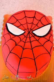 Image result for spider girl birthday cake