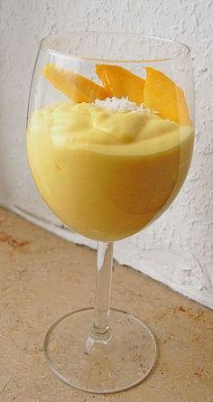 Fruchtig leckere Mangocreme 2