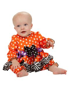 Laura Dare Trick Or Sleep Collection Frilly Jumpsuit