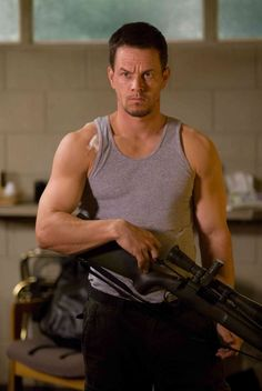 Mark Wahlberg  The Shooter