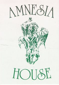 Flyer is A6 size and has a horizontal crease - see scans! UK Promotions presentAmnesia House. If you are looking for flyers from a specific city try searching by city - my item titles always includes this if known. | eBay!