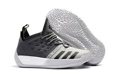41e76ac9ba33 2018 Cheap adidas Harden Vol. 2 Grey White For Sale Online – New Yeezy Boost