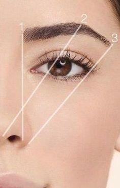 27 Ideas eye makeup drawing art make up Eyebrow Makeup Tips, Natural Eye Makeup, Blue Eye Makeup, Smokey Eye Makeup, Makeup Eyeshadow, Makeup Eyebrows, Makeup Geek, Makeup Brushes, Natural Beauty