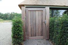 Hardhouten poorten – houten poort op maat   SolidWoodProjects