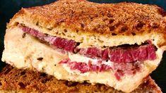 Michael Symon's Corned Beef Sandwich Bread Pudding