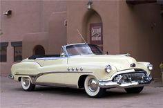 1951 BUICK ROADMASTER Lot 1340 | Barrett-Jackson Auction Company