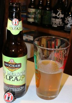 Thomas Hooker Brewing Company Hop Meadow IPA #craftbeer