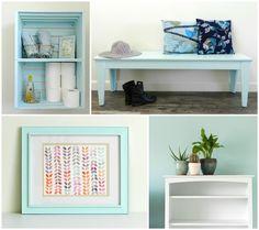Grow Creative Blog: House of Blue