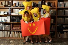 100 Awesome Group Halloween Costume Ideas for 2015 via Brit + Co