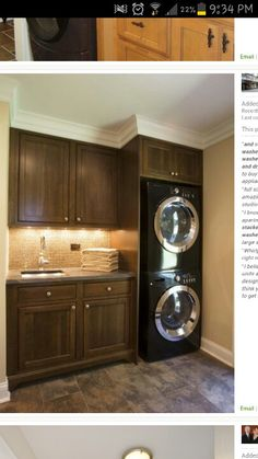 My dream laundry room ♥